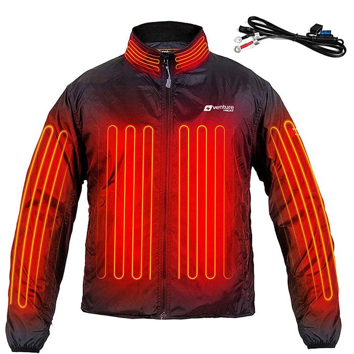 پد گرمکن (هیتر) لباس موتورسوار