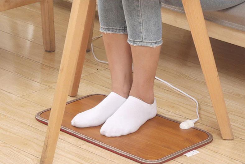 کفپوش گرمکن زیر پا 1